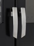 Vedspis W2-90 svart