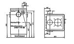 Kökspanna K158F 22 kW
