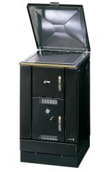 K157 svart 50 cm 12 kW